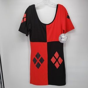 Harley Quinn DC Comics dress